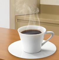 ドリップポッドのコーヒー
