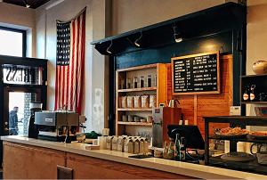 コーヒー豆屋さん