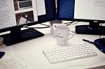 職場とコーヒー